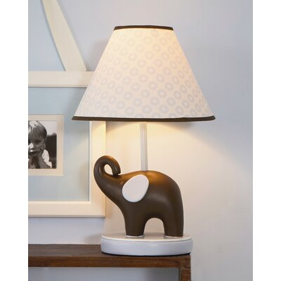 Carter's® Blue Elephant Table Lamp