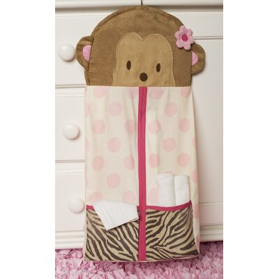 Carter's® Jungle Jill Diaper Stacker