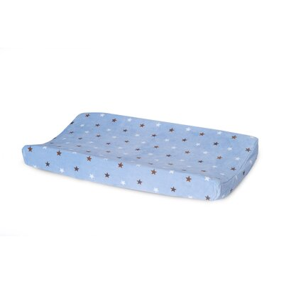 Carter's Monkey Rockstar Changing Pad Cover