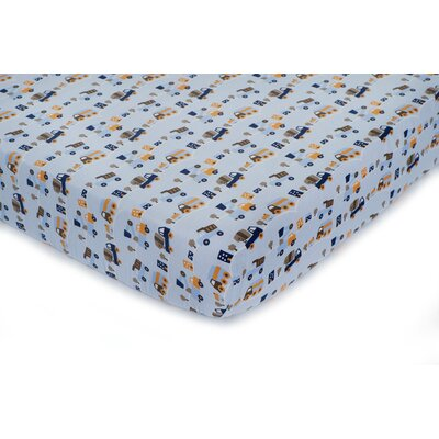 Carter's Street Fleet Fitted Sheet