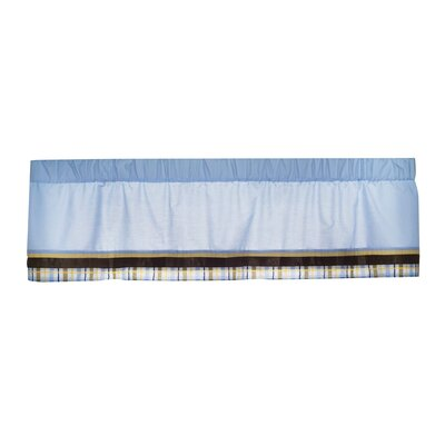 Carter's® Street Fleet Rod Pocket Tailored Curtain Valance