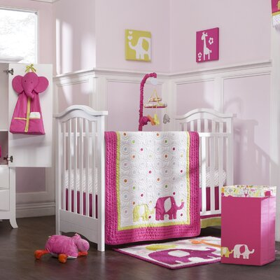 Carter's Safari Brights Crib Bedding Collection