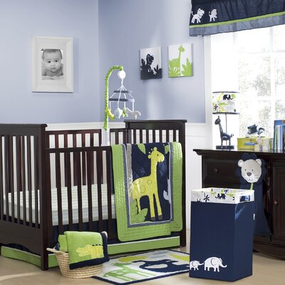 Carter's Safari Sky Crib Bedding Collection