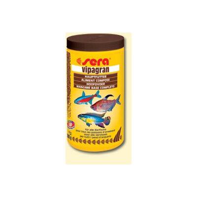 Sera USA Vipagran Fish Food