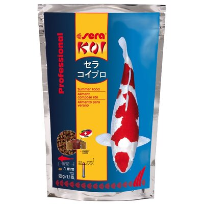 Sera USA Koi Professional Summer Food