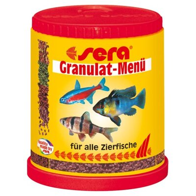 Sera USA Granulate Menu Fish Food - 150ml