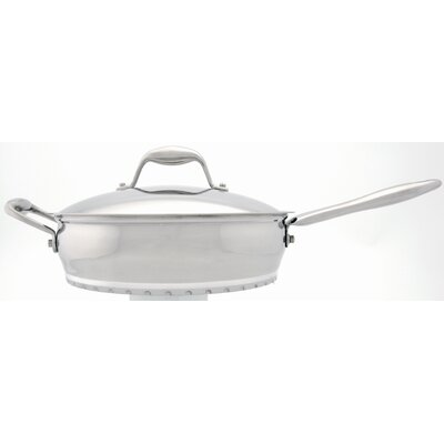 BergHOFF International Zeno Saute Pan with Lid