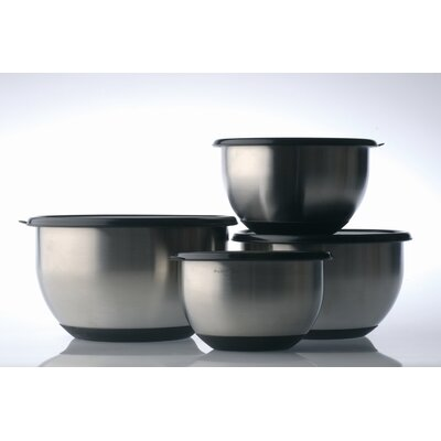 BergHOFF International Geminis 8 Piece Mixing Bowl Set