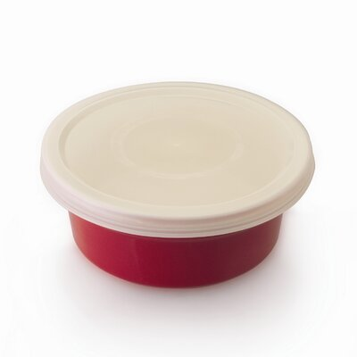 Geminis Round Baking Dish with Lid