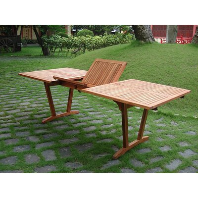 Vifah Vifah 9 Piece Dining Set