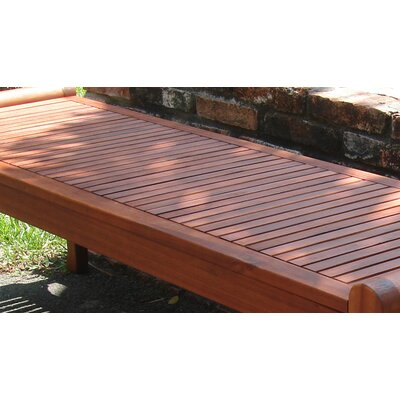 Vifah Eucalyptus Picnic Bench
