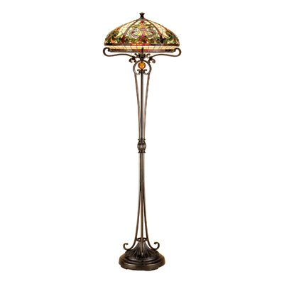 dale tiffany floor lamps dale tiffany dale tiffany floor lamps. Black Bedroom Furniture Sets. Home Design Ideas