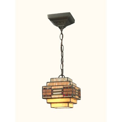 Cube Mission 1 Light Pendant