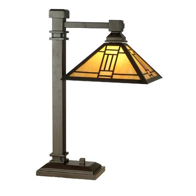 Dale Tiffany Noir Mission  Table Lamp