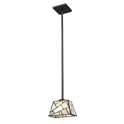 Abelia 1 Light Mini Pendant