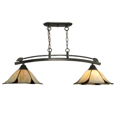 Dale Tiffany San Antonio 2 Light Pendant