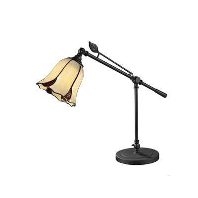 Dale Tiffany San Antonio Mini 1 Light Table Lamp