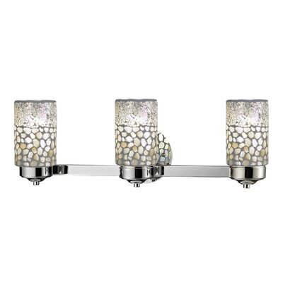 Alps 3 Light Bath Vanity Light Wayfair