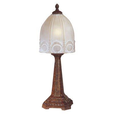 Dale Tiffany Courtlyn 1 Light Table Lamp