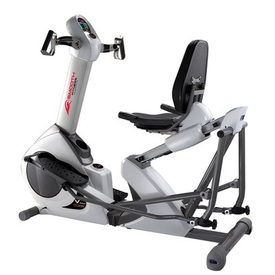 Smooth Fitness Elliptical Recumbent Bike