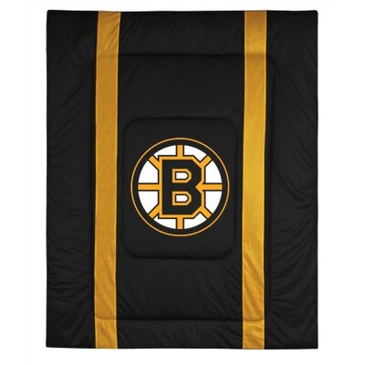 Sports Coverage Inc. NHL Sidelines Bedding Collection