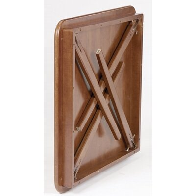 "Stakmore Company, Inc. Straight Edge Wood 32"" Folding Card Table"
