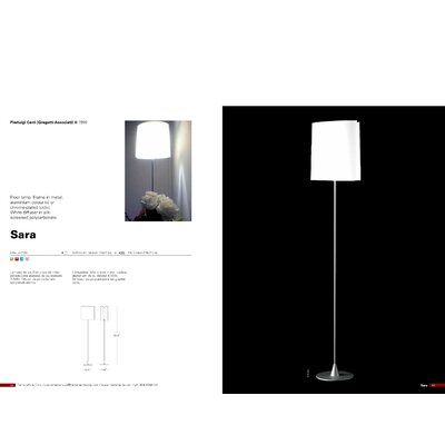 FontanaArte Sara Floor Lamps