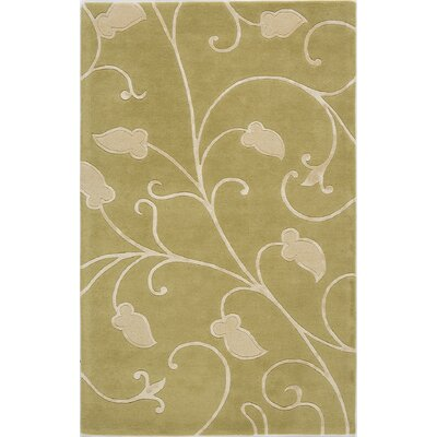 Rugs America Millennium Sour Apple Rug