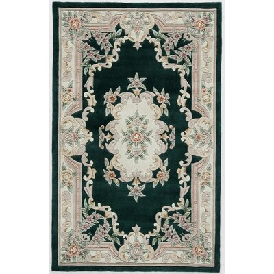 Rugs America New Aubusson Emerald Rug