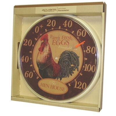 Chaney Thermometer Hen House