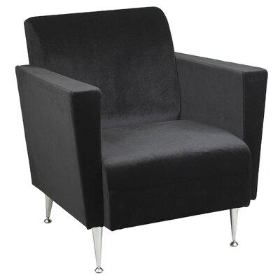 Adesso Memphis Velvet Chair