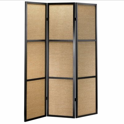 Haiku Folding Screen in Black