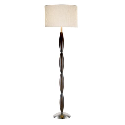 Adesso Twist Floor Lamp