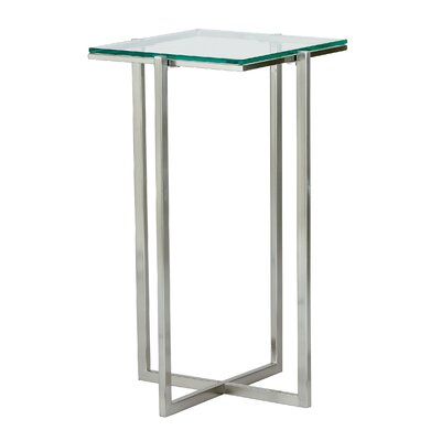 Adesso Glacier End Table