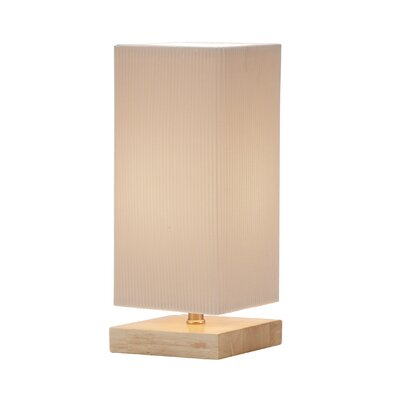 """Adesso Angelina 12"""" H 1 Light Table Lamp"""