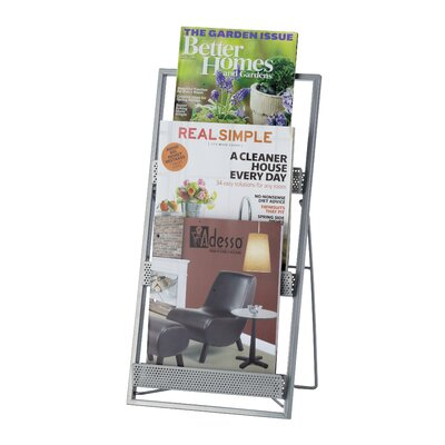 Adesso Editor 3 Pocket Magazine Rack