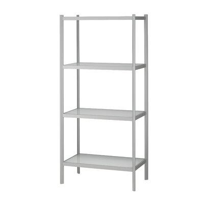 "Adesso Aspen 51"" H 3 Shelf Shelving Unit"