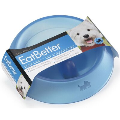 Contech Eat Better Bowl in Blue