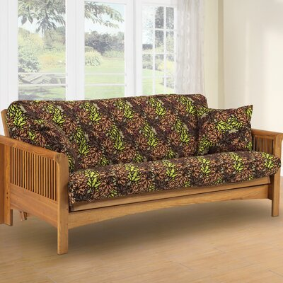 LifeStyle Solutions Mt. Baker Wood Futon Frame