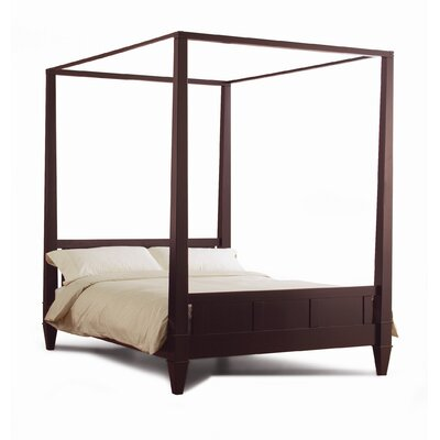 LifeStyle Solutions Wilshire Four Poster Bedroom Collection