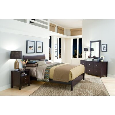 LifeStyle Solutions Canova 4 Piece Bedroom Set