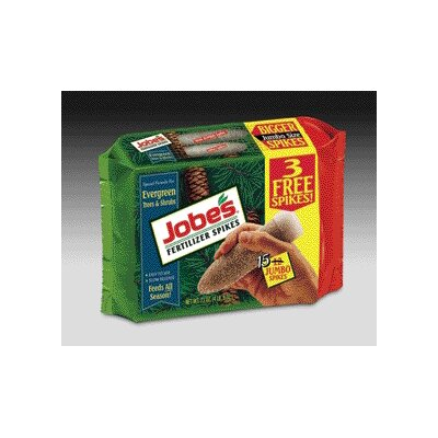 Easy Gardener Jobes Fertilizer Spikes Evergreen
