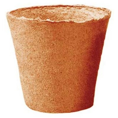 Jiffy 1000/cs Round Pot Planter
