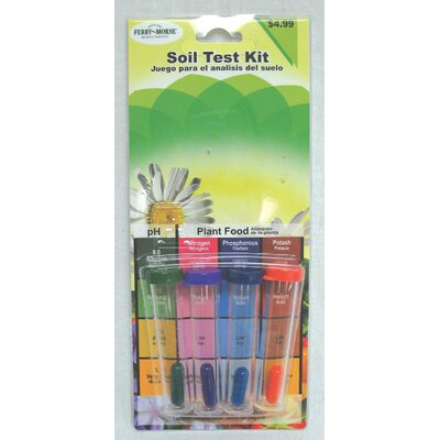 Jiffy Soil Test Kit