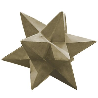 Wildon Home ® Dimensional Star Statue