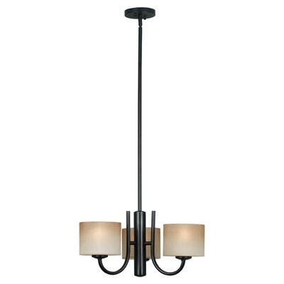 Matrielle 3 Light Convertible Chandelier