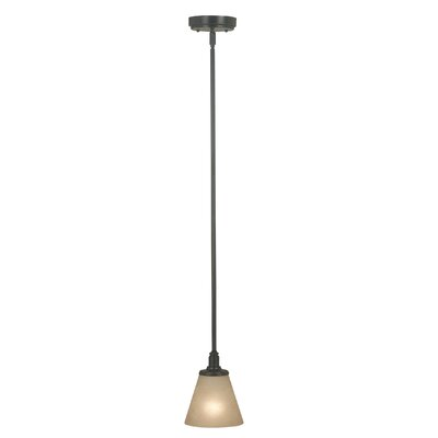 Tallow 1 Light Mini Pendant