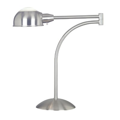 Kenroy Home Acadia 1 Light Swing Arm Table Lamp