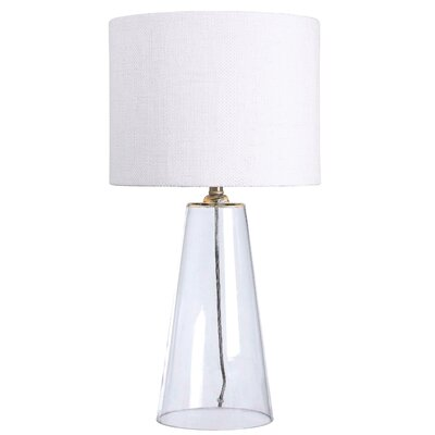"Wildon Home ® Boda 29.5"" H Table Lamp with Drum Shade"