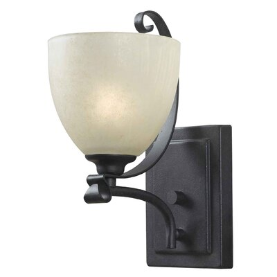 Kenroy Home Willoughby 1 Light Wall Sconce